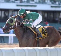 Hopeful Growth Upsets Monmouth Oaks