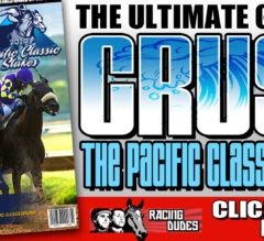 Racing Dudes 2020 Pacific Classic Wagering Guide and Picks