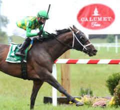 Arklow Back on Top in Kentucky Turf Cup