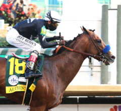 Authentic Goes the Distance in 146th Kentucky Derby