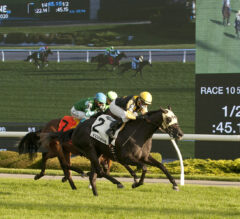 Dirty Dangle Outdekes the Field in Woodbine Cares