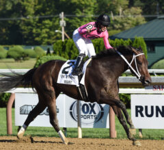 Vequist Breaks Maiden in Spinaway