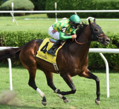 Ballagh Rocks prevails in $85K Lure