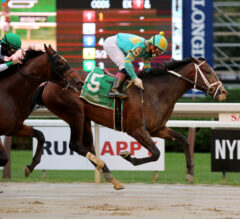 Fire At Will sure shot in off-the-turf G3 With Anticipation victory