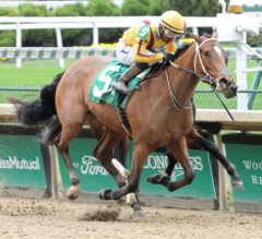 Clairiere Starts, Ends On Top In Kentucky Oaks Future Wager Pool