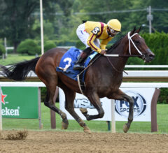 Frizette Preview: Asmussen Sends Pair for Final Breeders' Cup Prep
