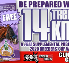 14 Trends to Know for the 2020 Breeders' Cup