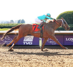 Champion Sprinter Whitmore Looms Large Over Churchill Downs Field