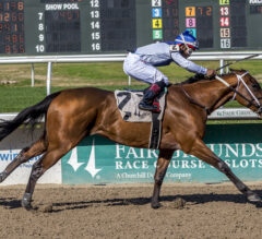 Joy's Rocket Gives Asmussen 100th Career Fair Grounds Stakes Win in Letellier