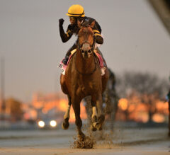 True Timber Upsets Cigar Mile