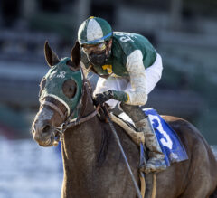 Big Fish Reels 'Em In To Take $200,000 California Cup Derby