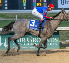 Charlie's Penny Upsets Silverbulletday