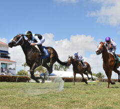 Con Lima Kissed Into Winning Herecomesthebride