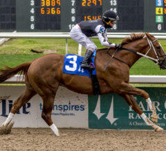 Just Might Easy Winner Of Off-Turf Colonel Power