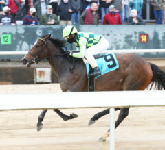 Kimari Still Queen of the Oaklawn Slop After Spring Fever