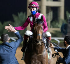 Racing Dudes Three Stars of the Week: Desert Stormer