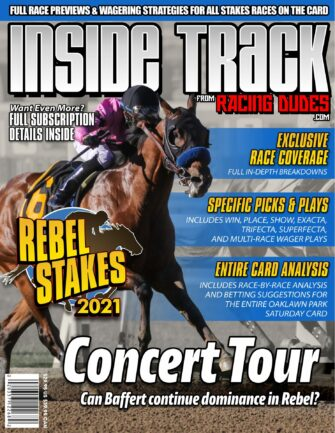 Inside Track to the 2021 Rebel Stakes