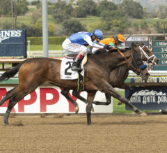 Santa Anita Oaks Preview: Time for Beautiful Gift v Moraz II