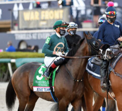 Jesus' Team Looks To Be More Than Just Alright In Alydar