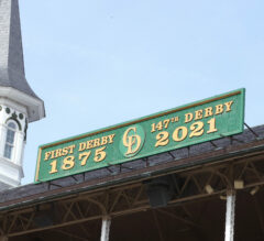 Watch Racing Dudes Live Coverage of Saturday Kentucky Derby Preps