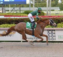 Known Agenda in 'Great Shape' Following Florida Derby