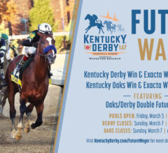 Essential Quality Vaults To Kentucky Derby Future Wager Pool 4 Favoritism