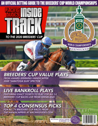 Inside Track to the 2020 Breeders' Cup