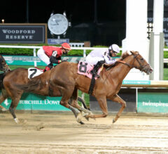 Bayerness Seeking First Stakes Win In Regret