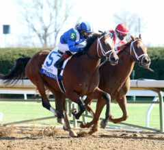 Malathaat Catches Pass the Champagne Late in Ashland