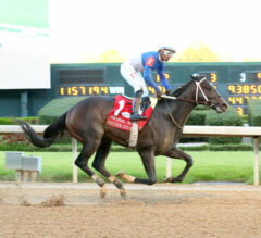 Super Stock Exits Arkansas Derby Well