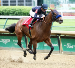 Crystal Ball Seeking First Stakes Victory In Obeah