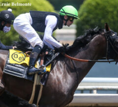 Hot Rod Charlie Drills Five Furlongs in 1:00.48 for Belmont Stakes