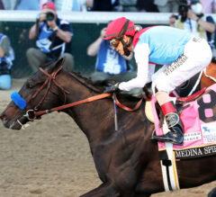 Derby Winner Medina Spirit Leads Likely Preakness Starters