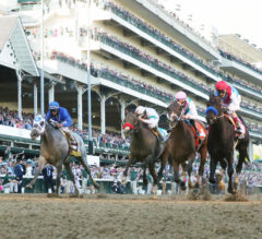 Racing Dudes Three Stars of the Week: Stars Come Out at Churchill Downs