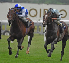 Favored Alenquer Explodes Late To Win King Edward VII
