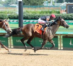 Behave Virginia Surges Between Rivals To Win Debutante