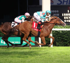 Mintd Outfinishes Juliet Foxtrot In Mint Julep