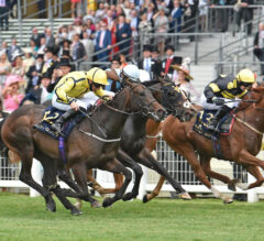 Perfect Power Surges Late To Win Norfolk