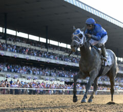 Essential Quality Outlasts Hot Rod Charlie to Win Belmont Stakes