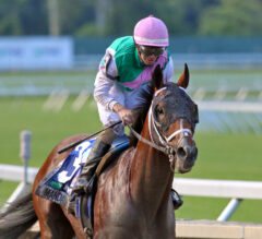 Mandaloun Named Haskell Winner After Hot Rod Charlie Disqualified