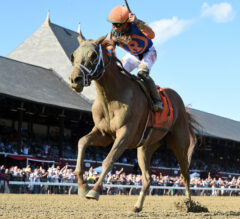 Dynamic One Goes Last-To-First To Win Curlin
