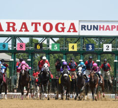 Racing Dudes Three Stars of the Week: Meets Officially Begin at Saratoga, Del Mar