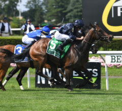 Racing Dudes Three Stars Of The Week: Belmont Closes With A Bang