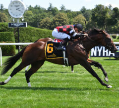 Step Dancer Finishes On The Double To Overtake Dreamer's Disease In Cab Calloway