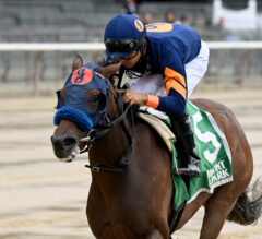Truth Hurts Captures Off-Turf Perfect Sting