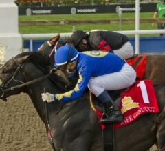 Safe Conduct Guts Out Queen's Plate Victory