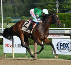 Averly Jane Remains Undefeated With Off-The-Turf Score In Skidmore