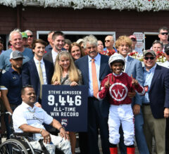 Steve Asmussen Breaks Record, Becomes All-Time Winningest North American Trainer