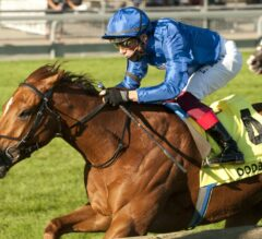 Albahr's Summer Score Completes Connections' Juvenile Stakes Sweep