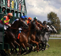 Kentucky Downs Closes Meet With Trio Of Stakes For Fillies And Mares